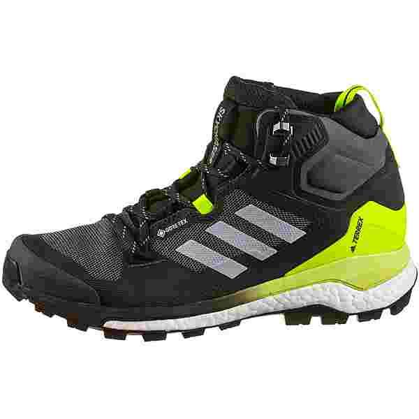 adidas GTX SKYCHASER 2 MID Wanderschuhe Herren dgh solid grey-halo silver-core black