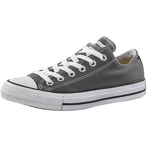 converse chuck taylor all star low sneaker damen grau im. Black Bedroom Furniture Sets. Home Design Ideas