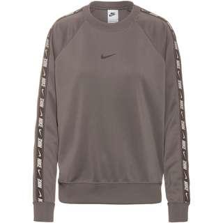 Nike Tape Pack Sweatshirt Damen cave stone