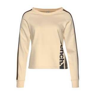 Bench Sweatshirt Damen creme