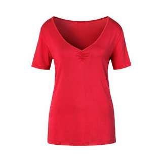 Lascana T-Shirt Damen rot