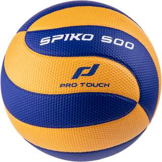 Pro Touch Spiko 500 Volleyball yellow-bluedark