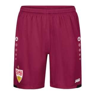 JAKO VfB Stuttgart TW-Short Away 2021/2022 Fußballshorts lila