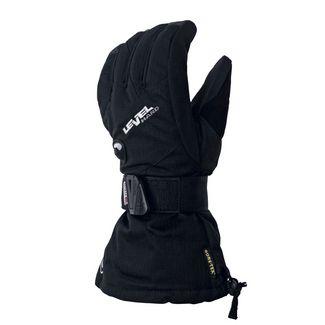 Level Half Pipe XCR GORE-TEX® Snowboardhandschuhe Herren schwarz