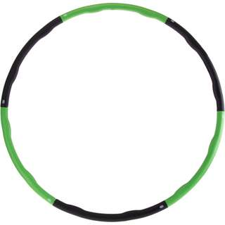 TOOLZ Hula Hoop Reifen schwarz-grün