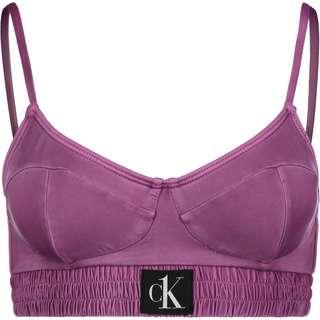 Calvin Klein Swimwear Bikini Oberteil Damen pink