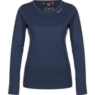 Ragwear Mint Long Longshirt Damen blau