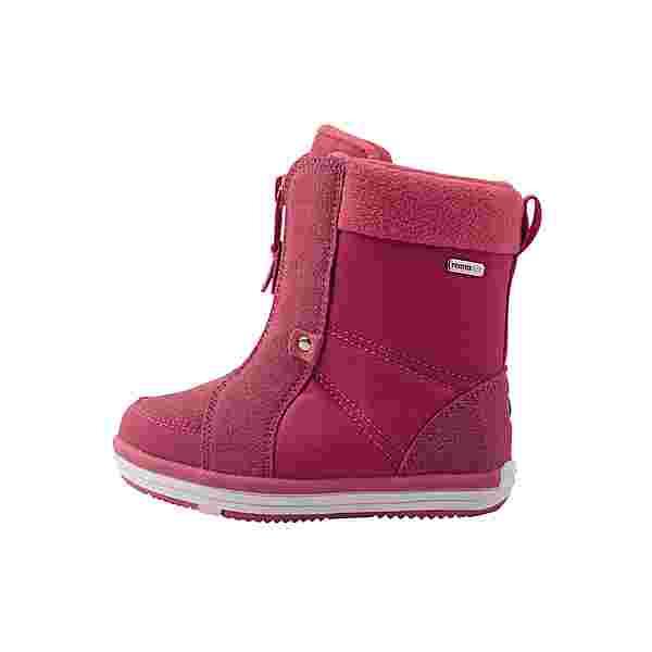 reima Frontier Winterschuhe Kinder Cranberry pink