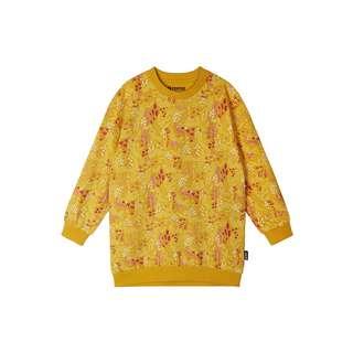 reima Saukkosatu Sweatshirt Kinder Warm yellow