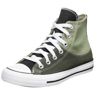 CONVERSE Chuck Taylor All Star Split Upper High Sneaker Herren dunkelgrün / hellgrün