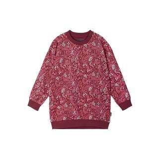 reima Saukkosatu Sweatshirt Kinder Jam red