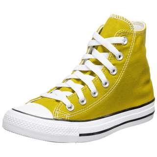 CONVERSE Chuck Taylor All Star Hi Sneaker Herren gelb