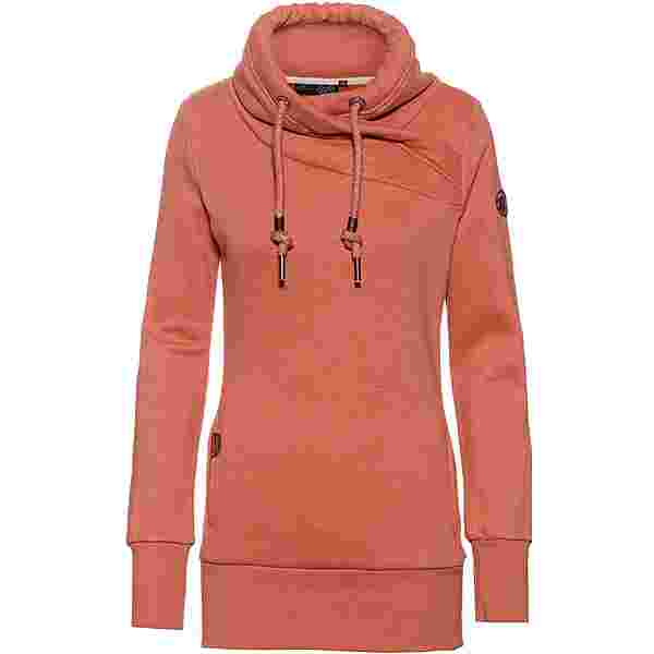 Ragwear Neska Sweatshirt Damen coral