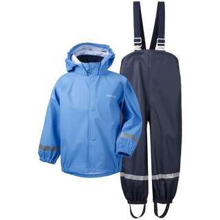 Didriksons SLASKEMAN KIDS SET 4 Regenanzug Kinder breeze blue