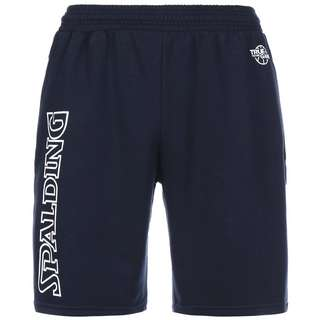 Spalding Team II Basketball-Shorts Herren dunkelblau / weiß