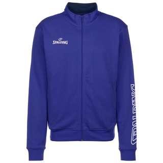 Spalding Team II Trainingsjacke Herren blau / weiß