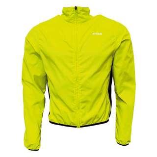PRO-X-elements WIND Fahrradjacke Herren Neon gelb