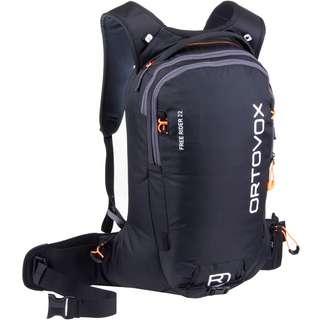 ORTOVOX FREE RIDER 22 Tourenrucksack black raven