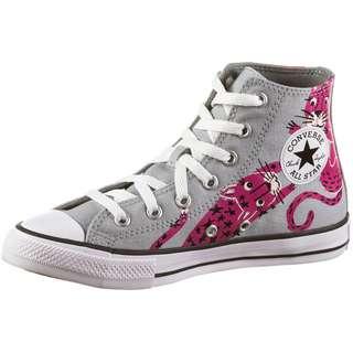 CONVERSE CHUCK TAYLOR ALL STAR HIGH Sneaker Kinder ash stone-mason-prime pink