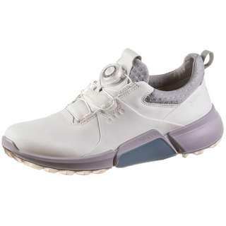 ECCO GTX BIOM H4 Golfschuhe Damen whitesilver grey