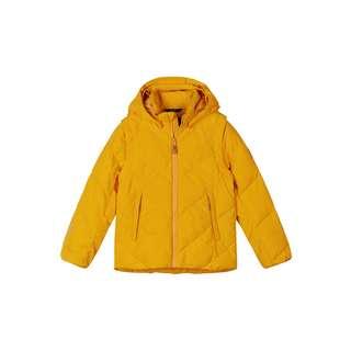 reima Porosein Daunenjacke Kinder Orange yellow