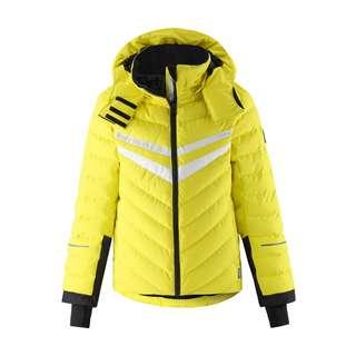 reima Austfonna Skijacke Kinder Lemon yellow