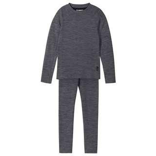 reima Villasto Wäscheset Kinder Melange grey