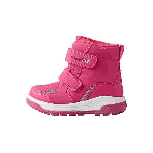 reima Qing Winterschuhe Kinder Azalea pink