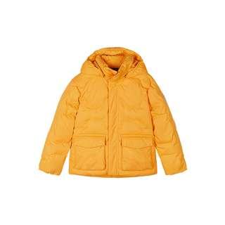 reima Pellinki Daunenjacke Kinder Orange yellow