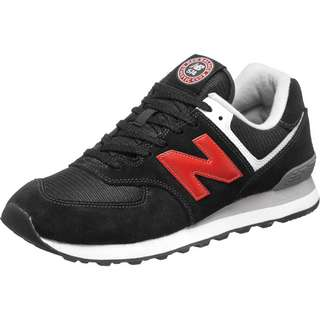 NEW BALANCE ML574 Sneaker schwarz
