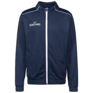 Spalding Team Warm Up Trainingsjacke Herren dunkelblau / weiß