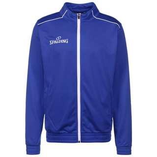Spalding Team Warm Up Trainingsjacke Herren blau / weiß