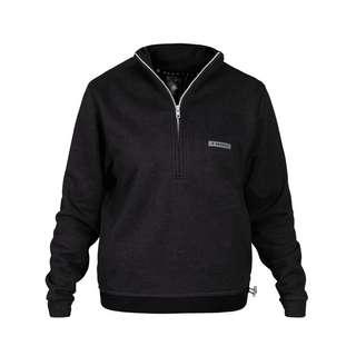 MOROTAI Homely Hoodie Sweatshirt Damen Dark Grey