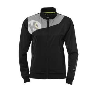 Kempa Core 2.0 Polyesterjacke Damen Trainingsjacke Damen schwarzgrau