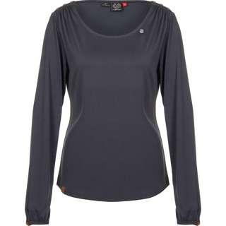 Ragwear Zeeland Longshirt Damen blau