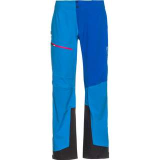 ORTOVOX Merino 3L Ortler Skitourenhose Damen sky blue