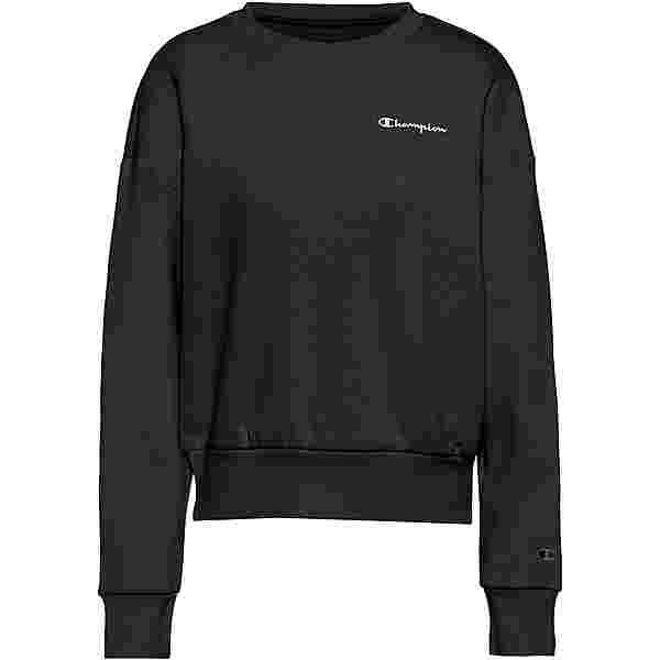 CHAMPION Eco Future Rochester Sweatshirt Damen black