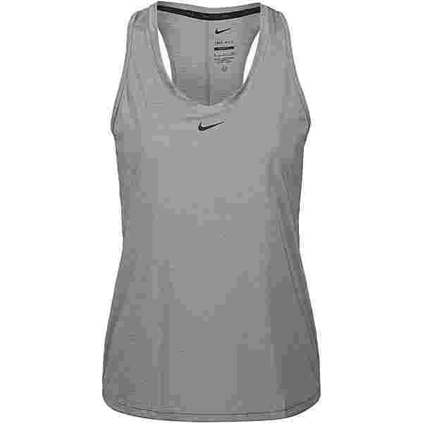 Nike ONE Dri-Fit Funktionstank Damen particle grey-htr-black