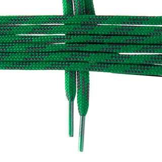 Barth Bergsport rund Schuhbänder grün