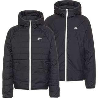 Nike NSW Legacy Kapuzenjacke Herren black-dk smoke grey-sail
