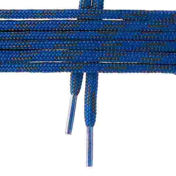 Barth Bergsport rund Schuhbänder blau