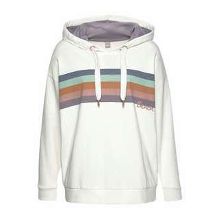 Bench Sweatshirt Damen weiß