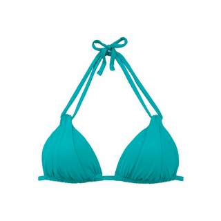 S.OLIVER Bikini Oberteil Damen türkis