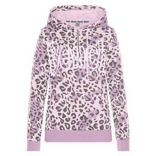 Bench Sweatshirt Damen flieder-bedruckt