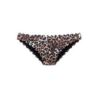 Lascana Bikini Hose Damen braun-bedruckt