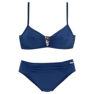 Lascana Bikini Set Damen marine