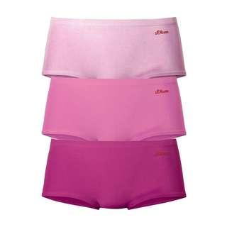 S.OLIVER Panty Damen rosa-pink