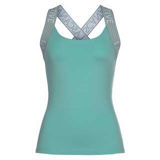 LASCANA Active Funktionsshirt Damen hellblau-ice-blue