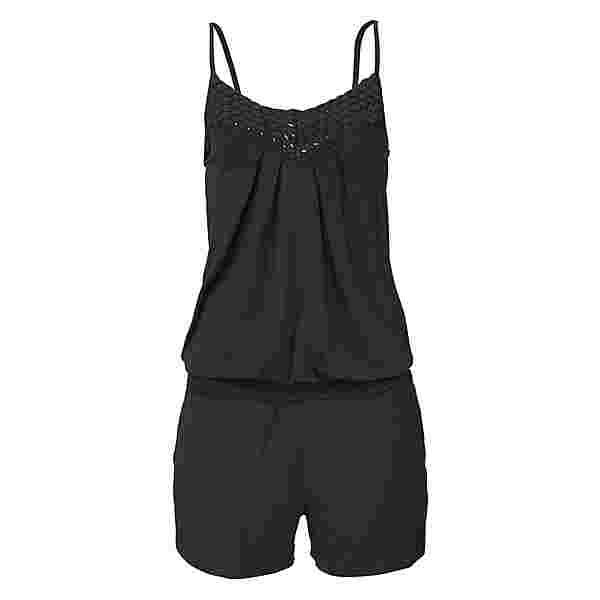 Lascana Overall Damen schwarz