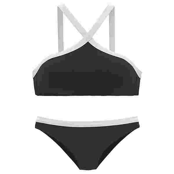Jette Joop Bikini Set Damen schwarz